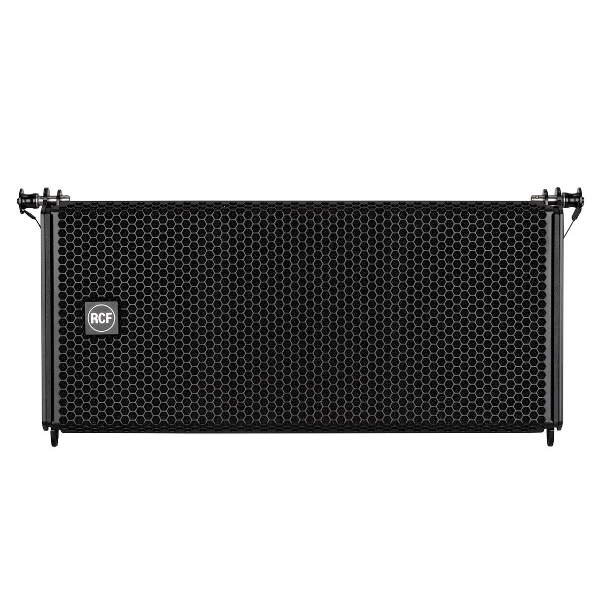 RCF Active 2-way line array module 2x6,5in + 1in Black