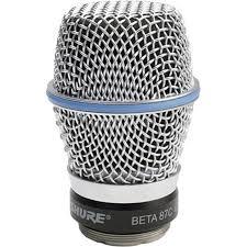 Shure Beta87C mikrofonelement kardioide for Shure håndsender