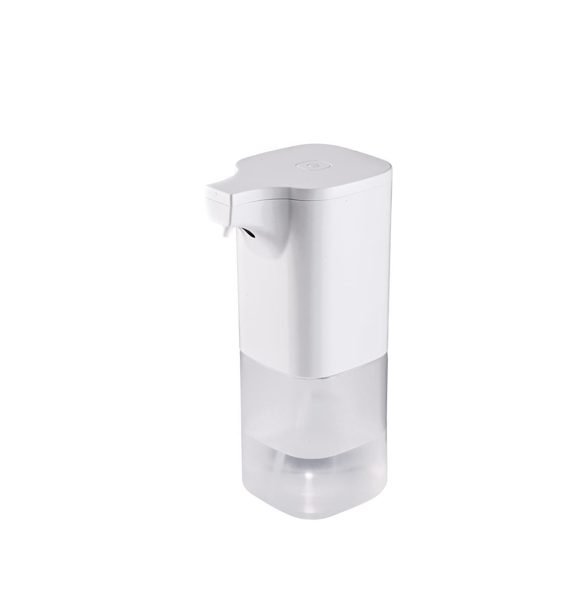 K&M 80385 Sensor sanitizer dispenser , white