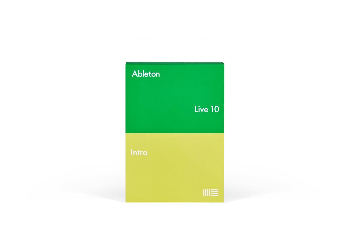 Ableton Live 10 Intro Edition