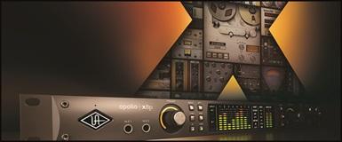 Tredje generasjon Apollo Rack lydkort er her!
