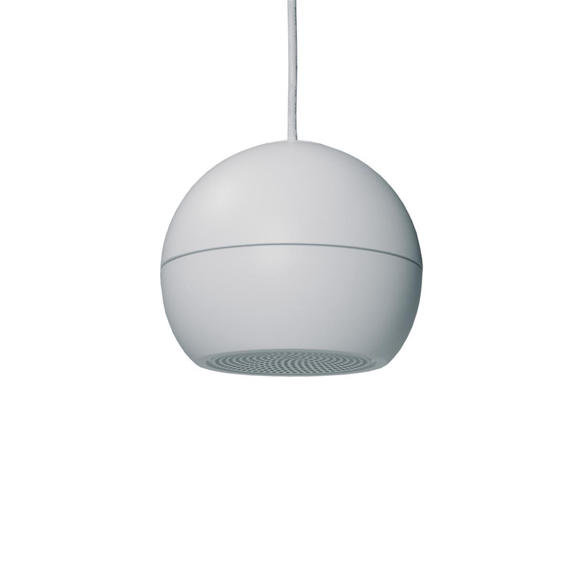 Apart Two-way pendant sphere speaker, 100 volt / 16 watts