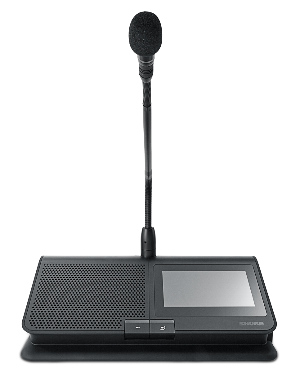 Shure MXCW640 Wireless Conference unit, incl SB930