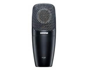 Shure PG27 USB Mikrofon