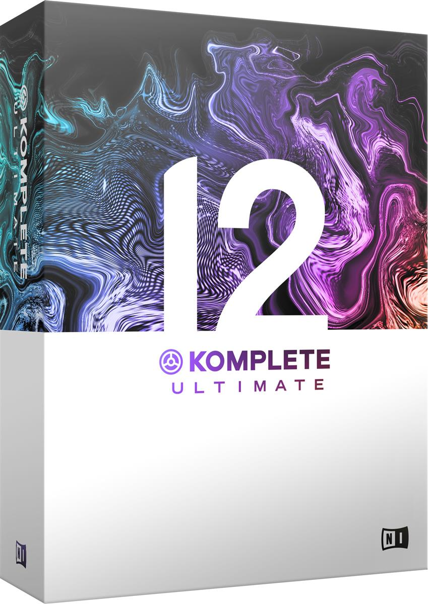 Native Instruments (25726) Komplete 12 Ultimate