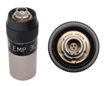 AMBIENT Eumel Ph48 volts/electret converter Lemo 3-pin