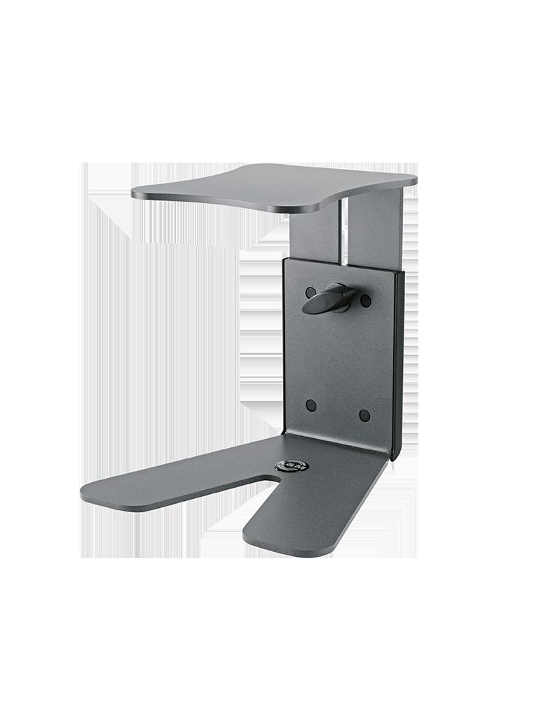 K&M 26772 Monitor bordstativ. Max 15 kg. Grå
