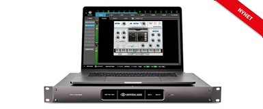 Nyhet - Universal Audio UAD-2 Live Rack.