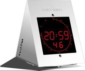 GORGY Desk Pivoting Case LEDI 1/60/S s.puls inng. dobbelt ur