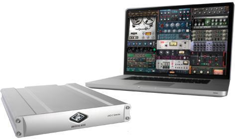 Universal Audio UAD-2 Satellite Quad Core DSP card