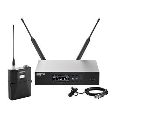 Shure QLXD14 Wireless Lavalier System K51(606-670 MHz)