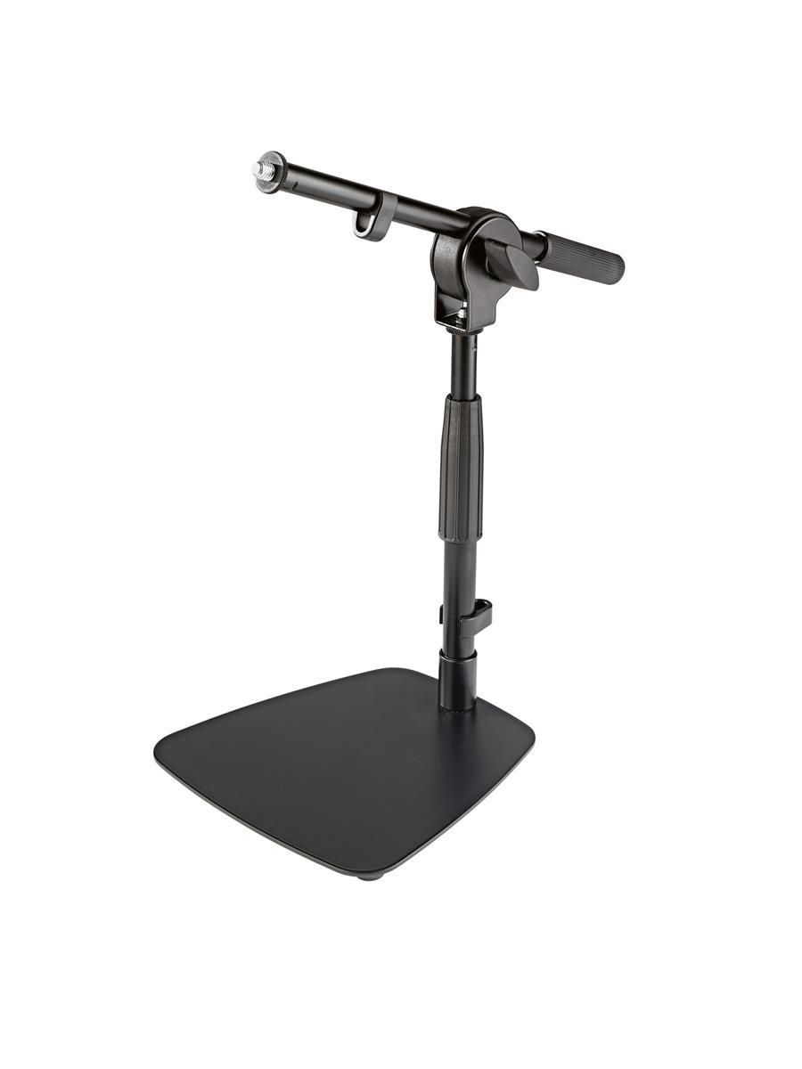 K&M 25995 Mikrofonstativ, lite m/galge