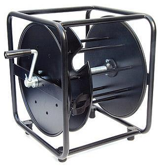 Klotz prof. cable drum split reel design