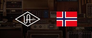 Universal Audio til Oslo og Bergen