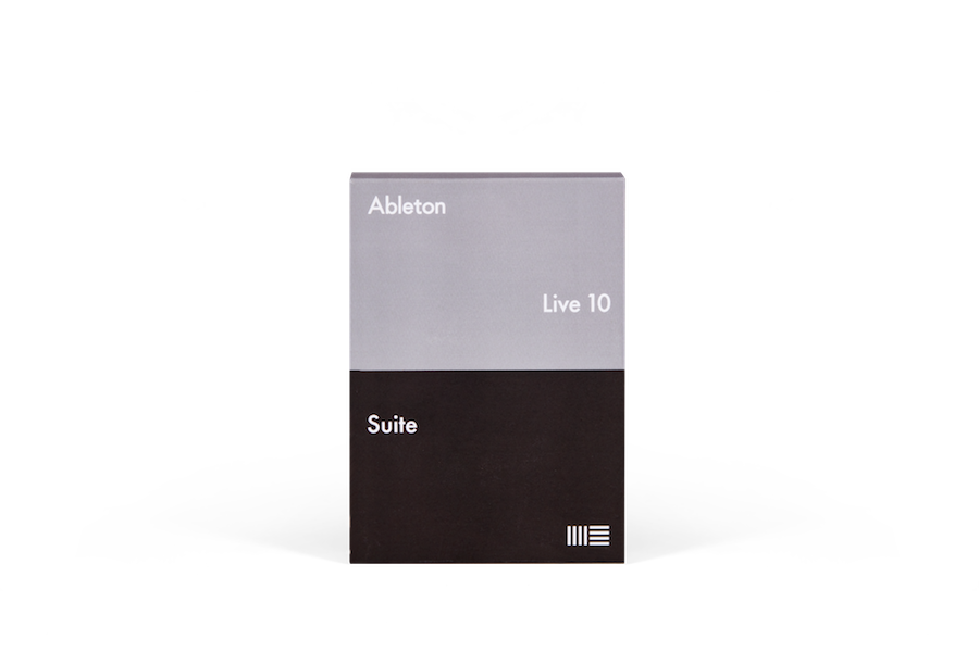 Ableton Live 10 Suite Edition, UPG from Live Lite