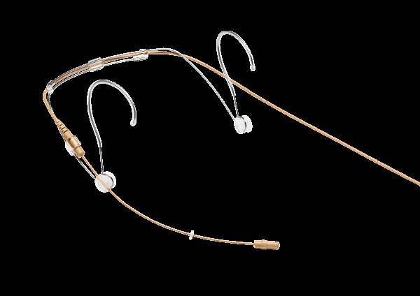 Shure DuraPlex DH5T Headset Omni LEMO Tan