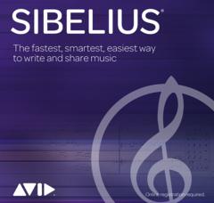 Sibelius standard 1-bruker