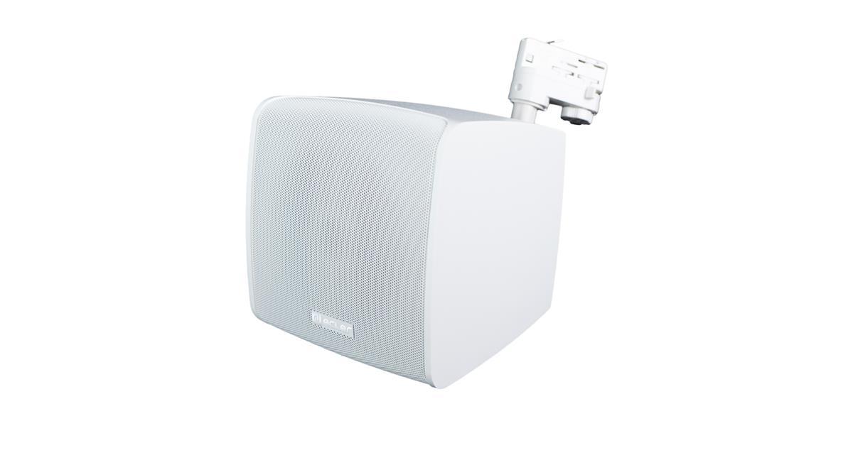 Ecler WiSpeak CUBE 5in Wireless Speaker Black