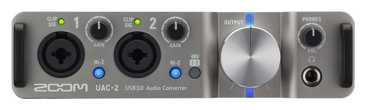 ZOOM  UAC-2 USB 3.0 Audio Interface / lydkort