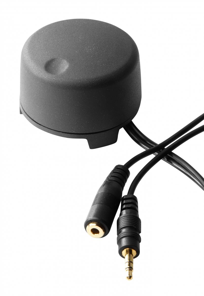 Genelec Stereo Volum Kontrol 1m kabel Sort