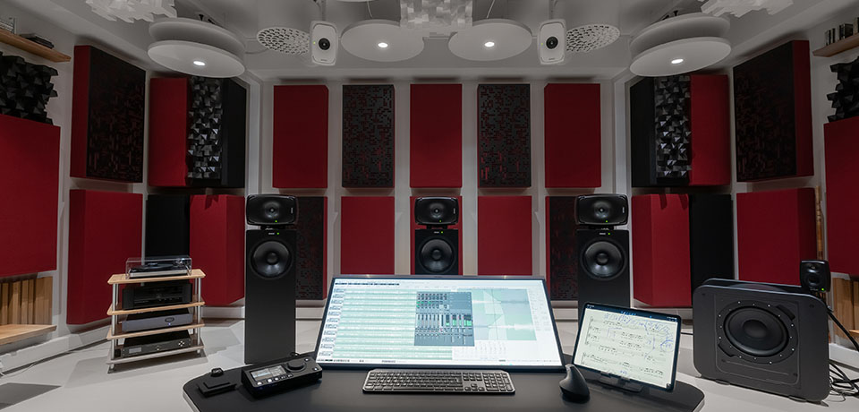 Bli med prisbelønte Morten Lindberg i studio