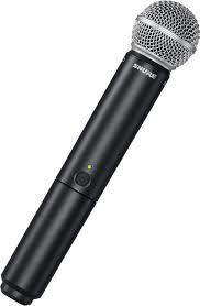 Shure BLX2 Handheld Transmitter SM58