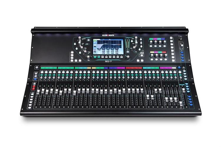 A&H SQ-7X Digital Mixer