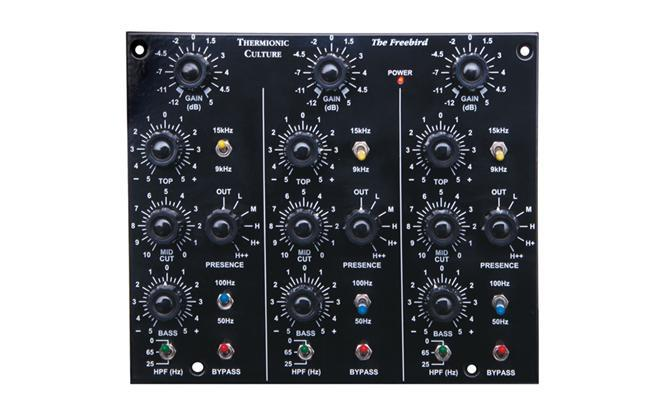 Thermionic 3 Channel Valve EQ