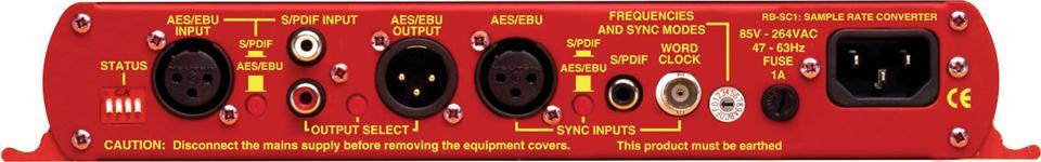 SONIFEX Sample Rate converter . 24bit 96 kHz