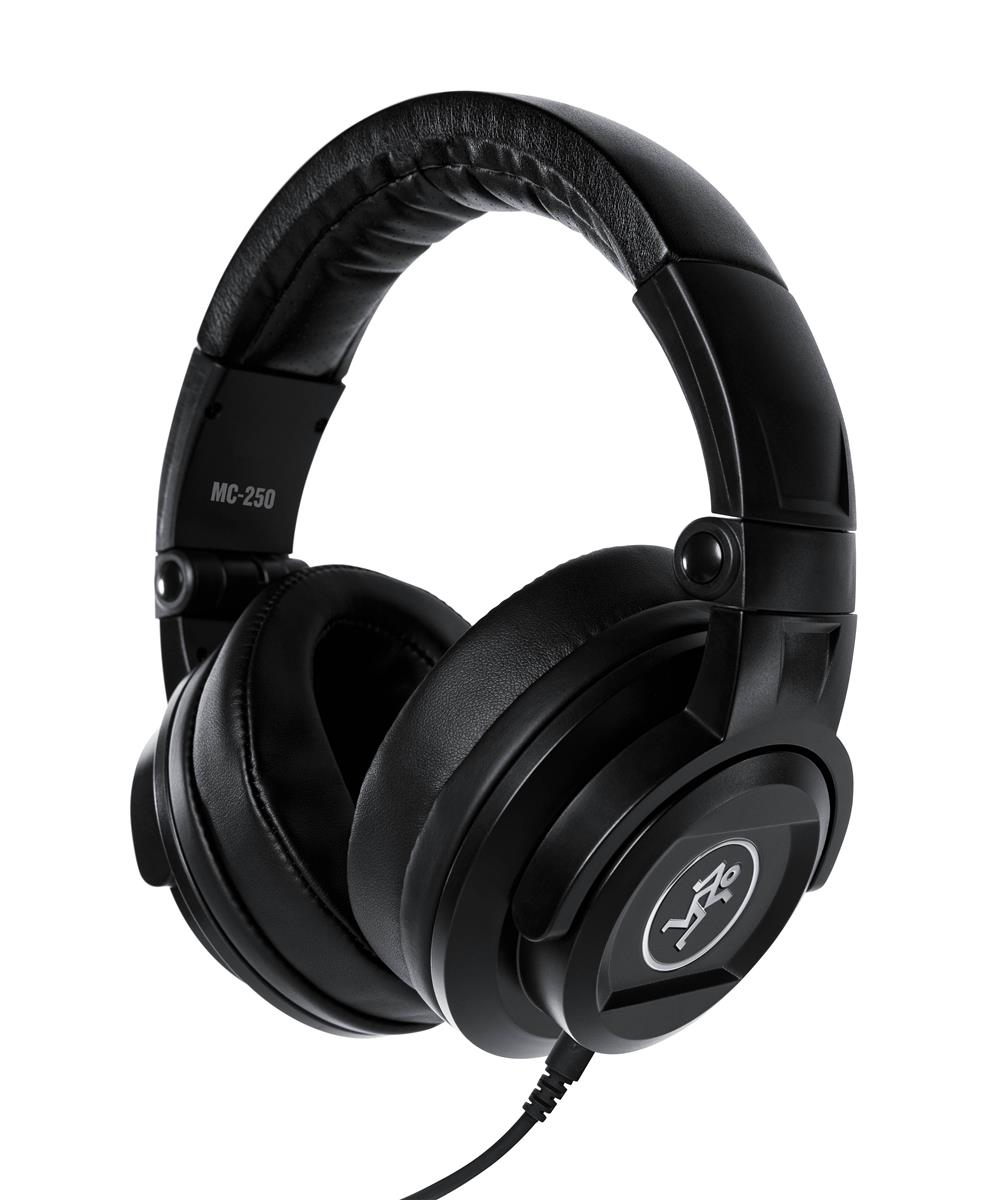 Mackie MC-250 Closed-Back hodetelefon , black