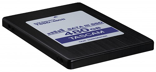 Tascam 480-GB Serial ATA SSD