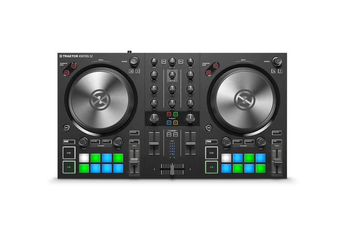Native Instruments Traktor Kontrol S2 MK3 (25241)