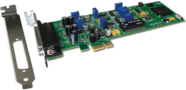Sonifex 2 Stereo Analogue I/O & 2 Stereo AES-3 I/O Half 8 c.