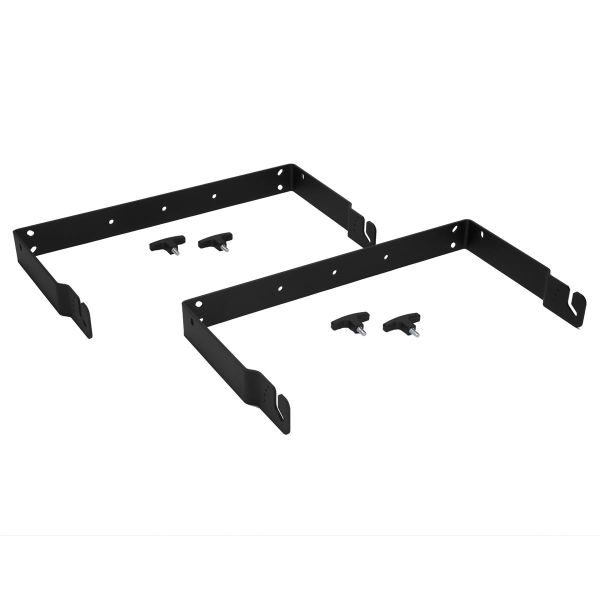 RCF 2 x horizontal bracket for ART 7 series 12in