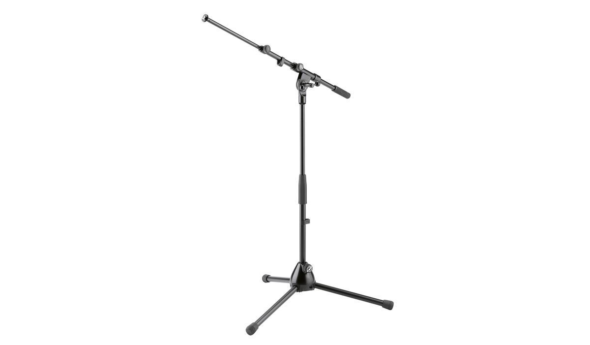 K&M Mikrofonstativ, lite m/galge
