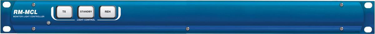 Sonifex Monitor Light Controller 3 Button REH-STANDBY-TX