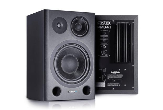 Fostex PM8.4.1 Right Active Studio Monitor Black