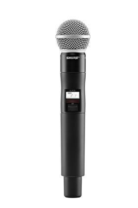 Shure QLXD2 Wireless HH SM58 K51(606-670 MHz)
