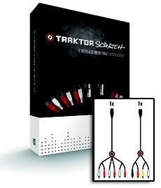NI, TRAKTOR Scratch MulticoreCable