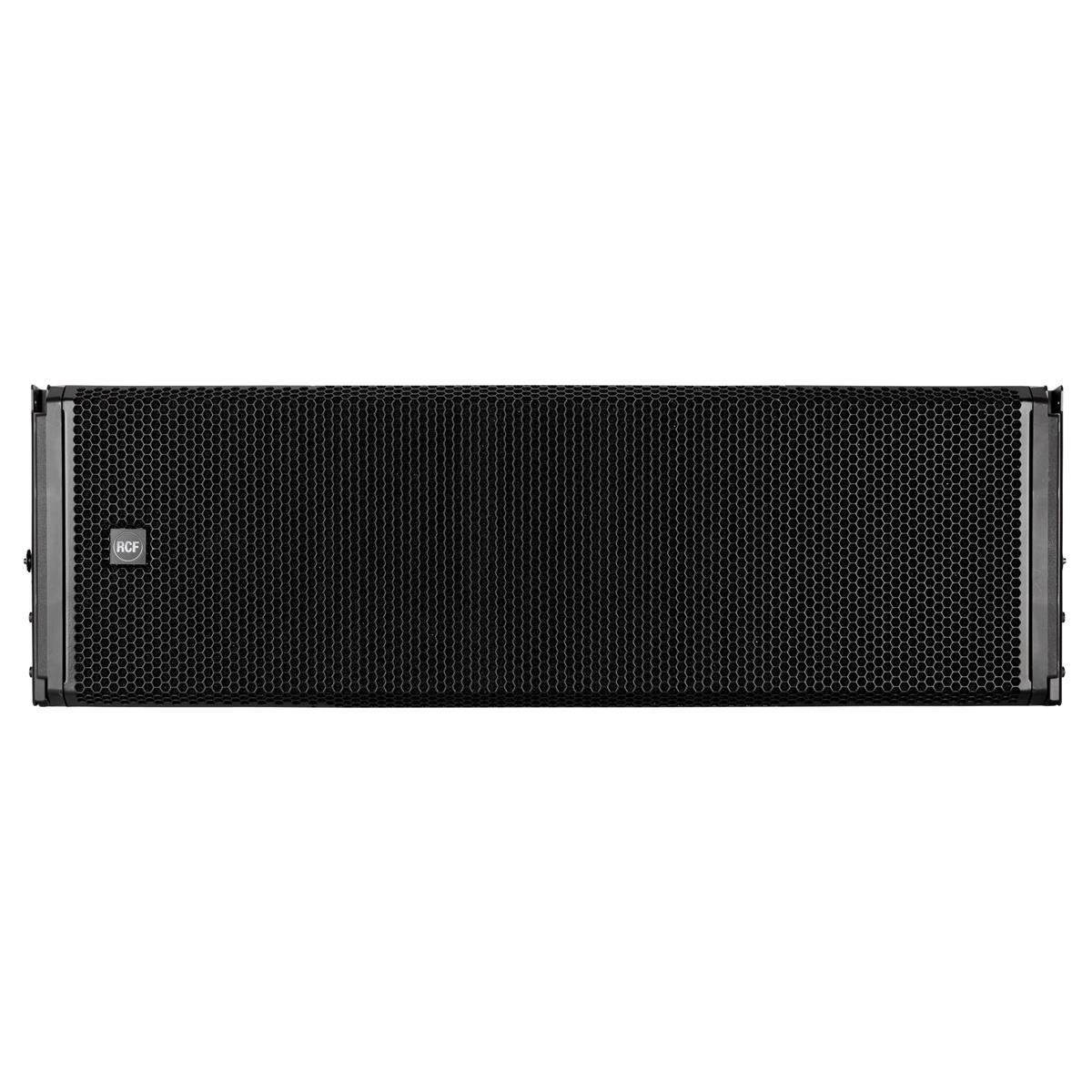 RCF Active three-way line array modulein 2 x 12in + 4 x 6in