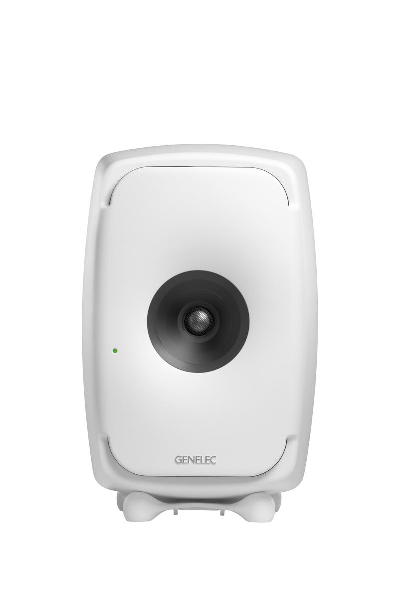 Genelec 8361AW Aktiv 3 veis SAM Monitor 700W koaksial Hvit