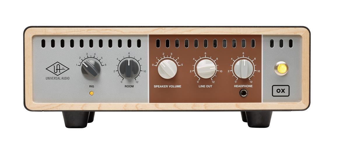Universal Audio OX - Amp Top Box
