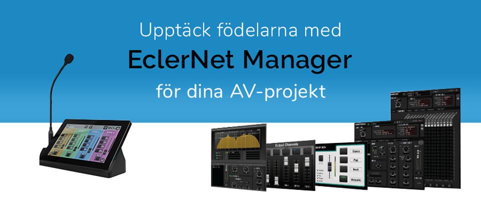 EclerNet Manager webinar