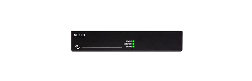 Powersoft MEZZO322AD 2ch Amplifier 320W DSP-DANTE