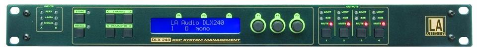 LA Audio DSP processor