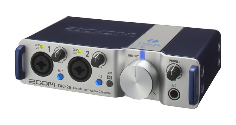 Zoom TAC-2R Thunderbolt Audio Interface / lydkort