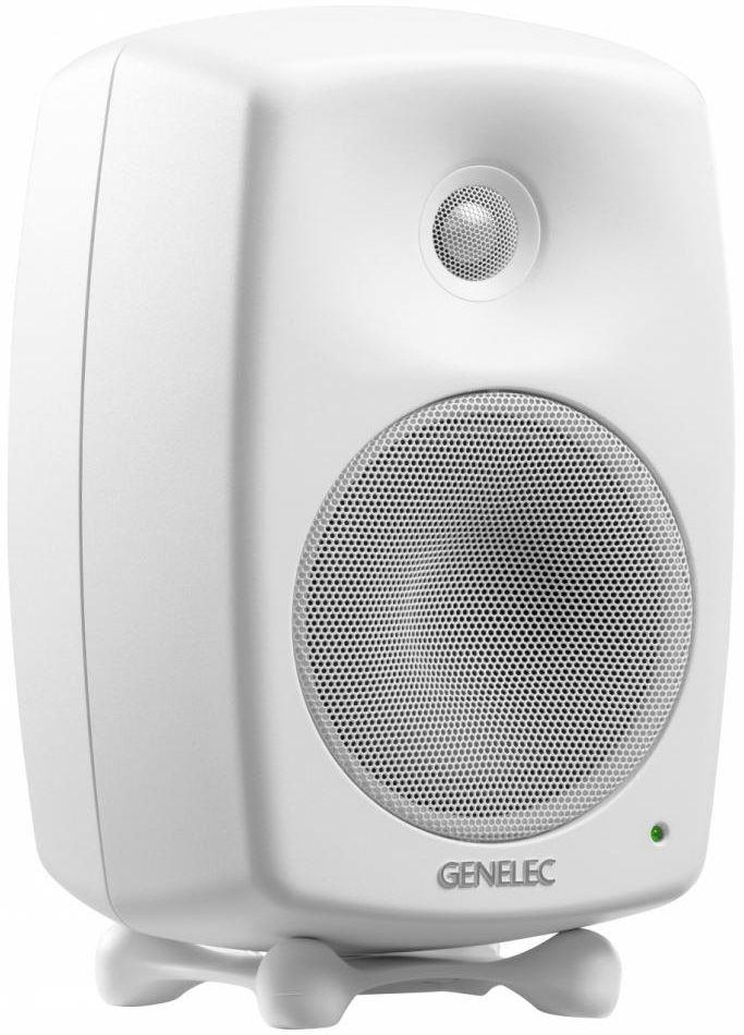 Genelec 8030CWM Aktiv mon, 5 in LF .75 in HF, 50W 50W, Hvit
