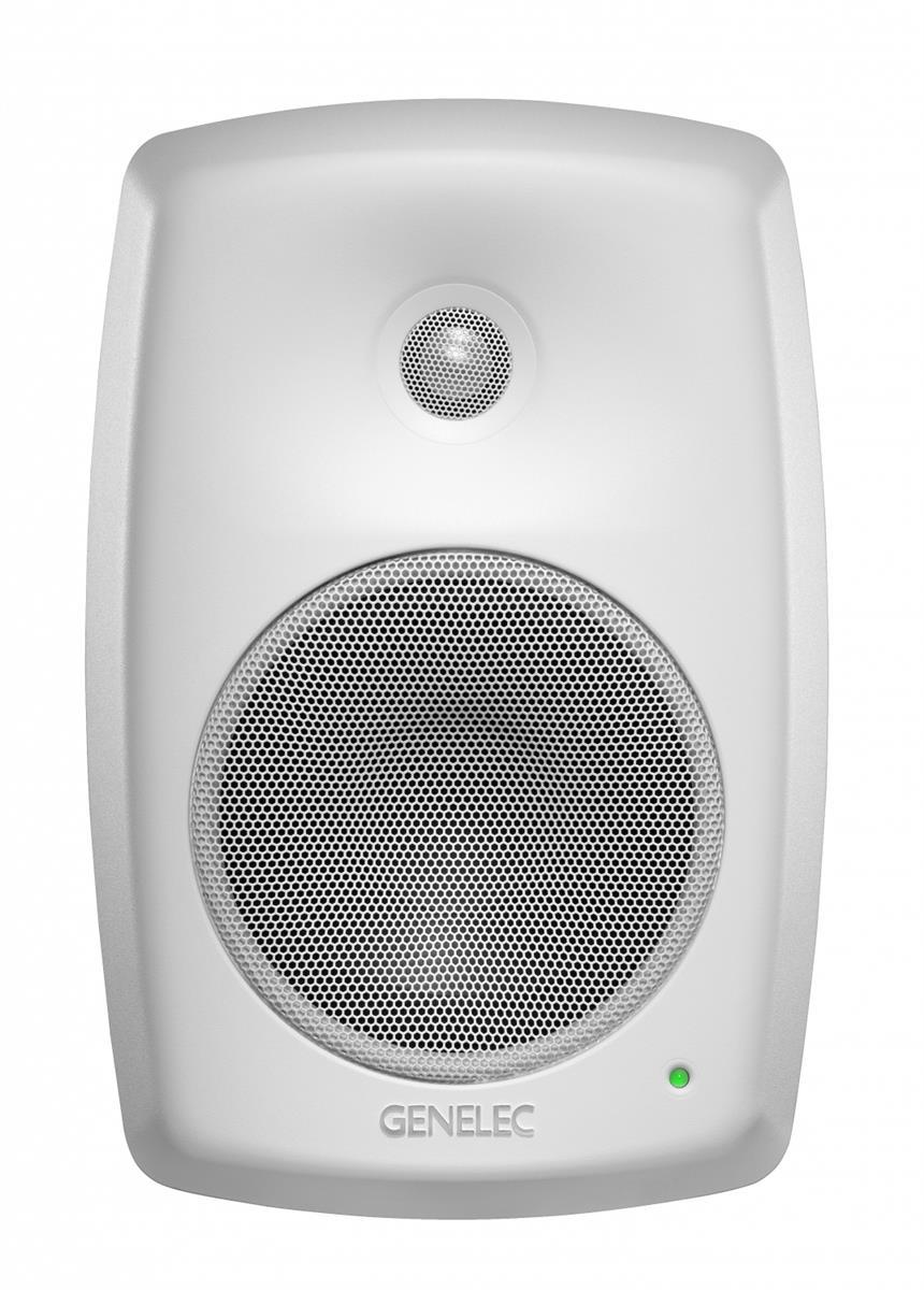 Genelec 4030CWM Aktiv Monitor 5in Phoenix Hvit