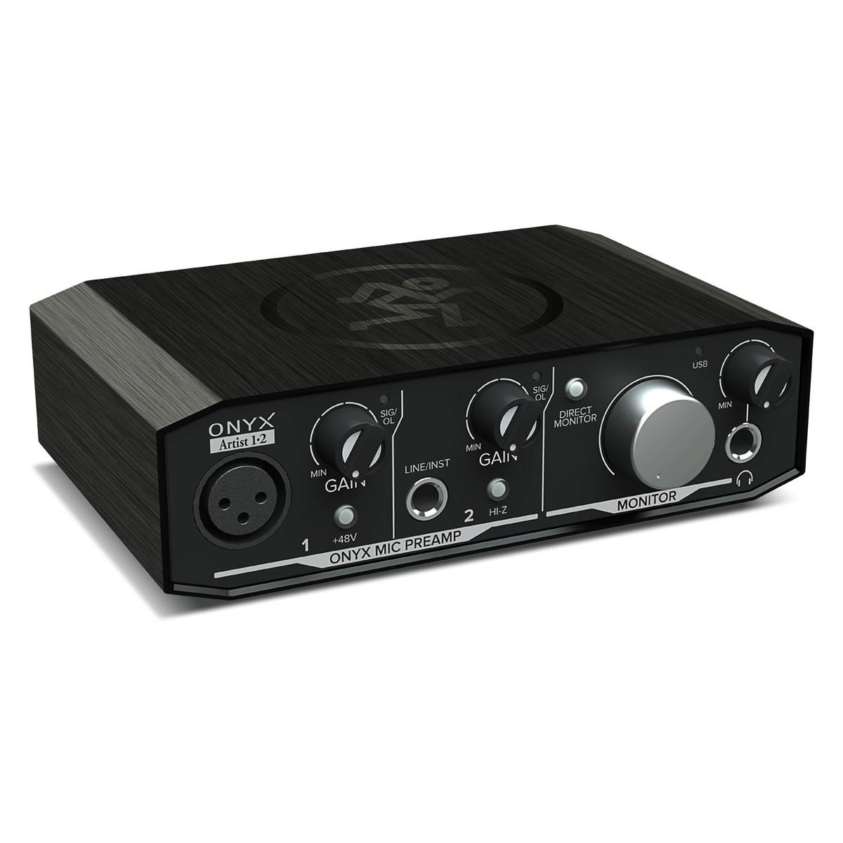 Mackie 2x2 USB Audio Interface