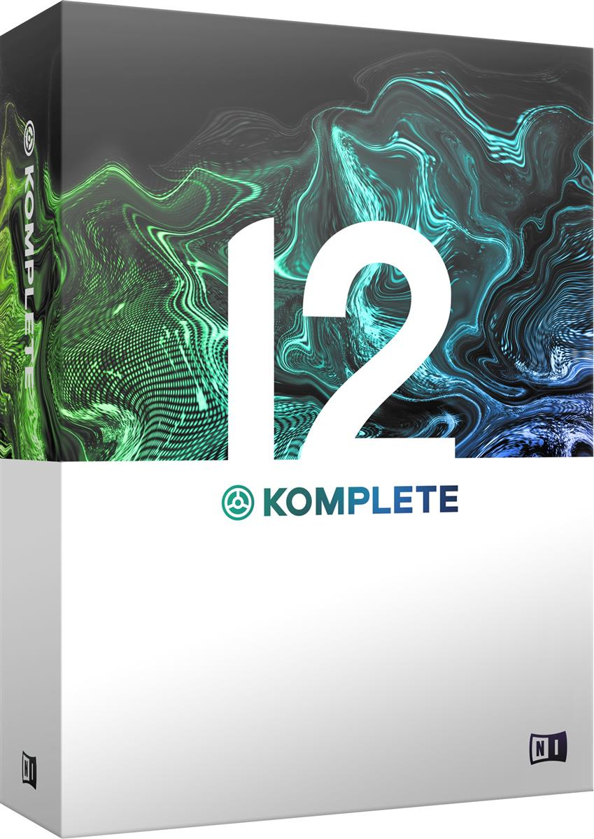 Native Instruments (25721) Komplete 12
